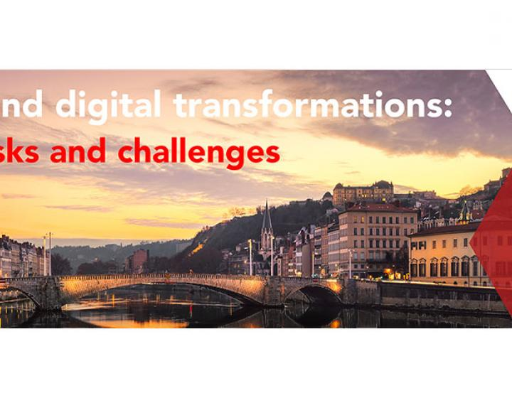 Cities, regions and digital transformations: Opportunities, risks and challenges